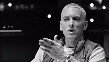 Eminem muestra una versión alternativa de Lose Yourself