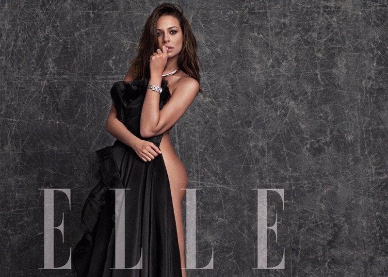 Eva González Espectacular Se Desnuda Por Primera Vez Para Elle