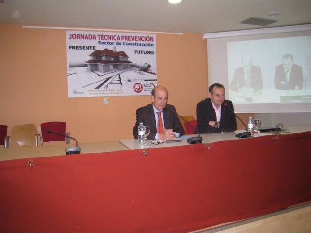 La jornada ha sido organizada por UGT-Aragón