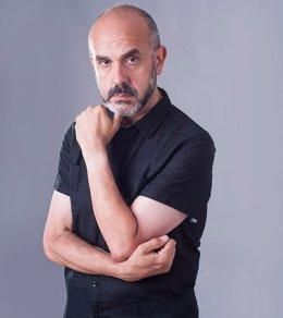 El actor Koldo Losada