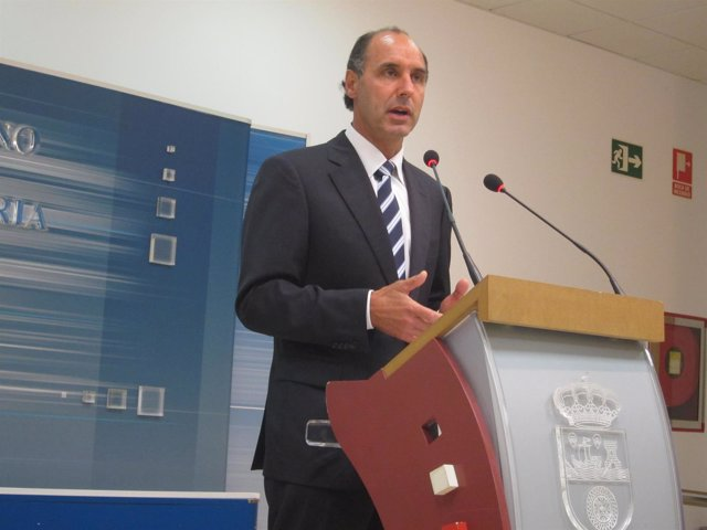 El presidente de Cantabria, Ignacio Diego