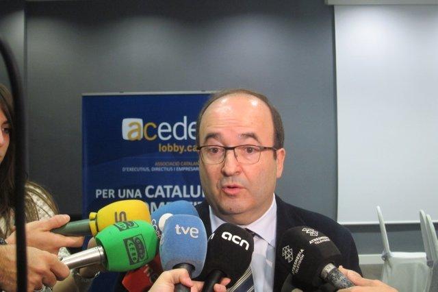 Miquel Iceta (PSC)