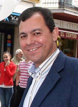 El presidente del PP de Sevilla, José Luis Sanz