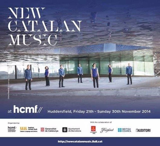 Festival de Música Contemporánea de Huddersfield