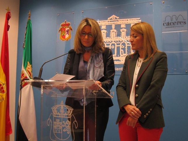 Cristina Teniente anuncia una inversión en una empresa tecnológica