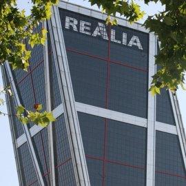Economía/Empresas.- Realia se desploma más de un 15% en Bolsa tras el anuncio de una posible OPA de Hispania