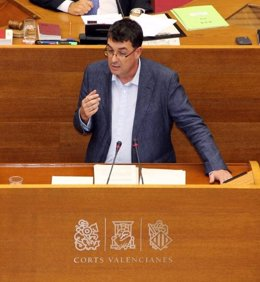 Enric Morera en el Debate de Política General.