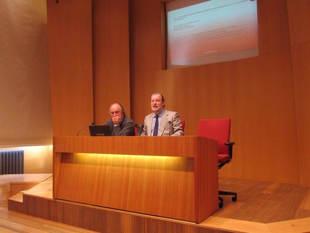 Presentación de las obras de Ayuntamiento de Bilbao.