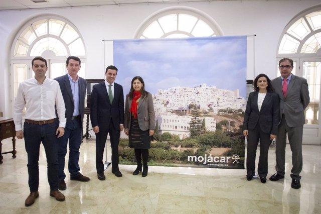 Presentación del destino turístico de Mojácar