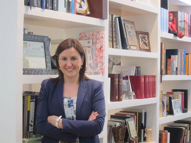 María José Català en uan imagen de archivo