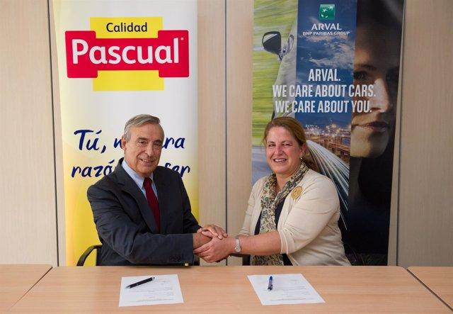 Acuerdo Pascual y Arval