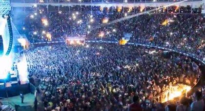 Vídeo resumen de los conciertos de Extremoduro en Las Ventas