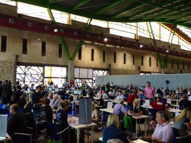 Feria congreso incenntivo turismo extranjero MICE.