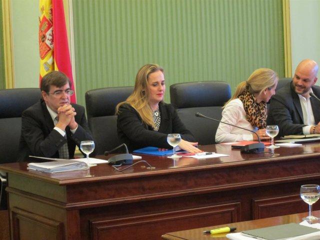 Senadores autonómicos baleares en el Parlament