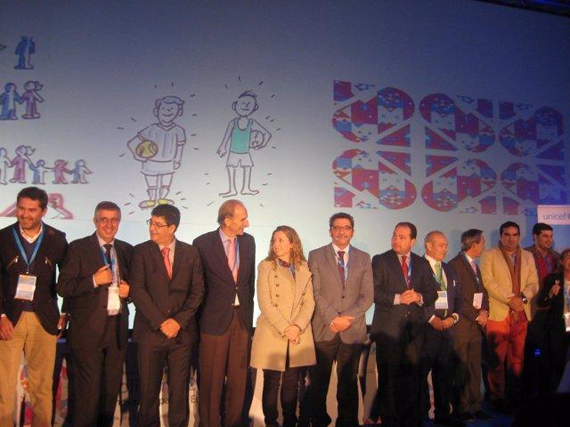 Organizado por Unicef en IV Congreso Internacional 'Sevilla Solidaria'.