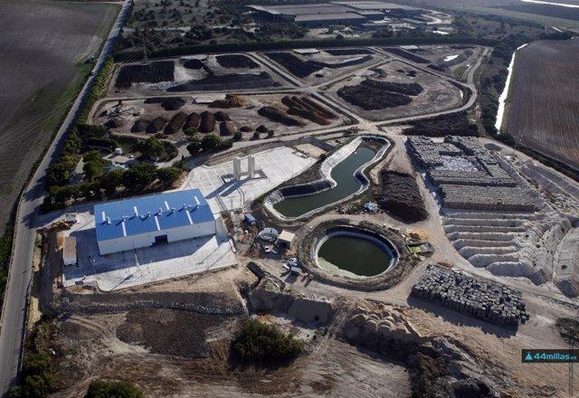 Planta de Valoriza en Jerez