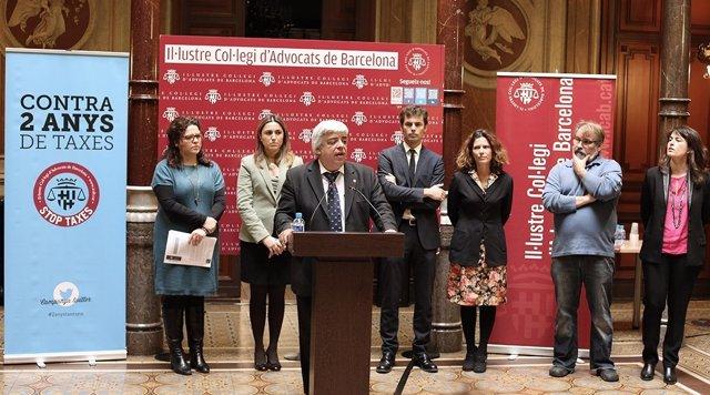 Decano del Icab, Oriol Rusca