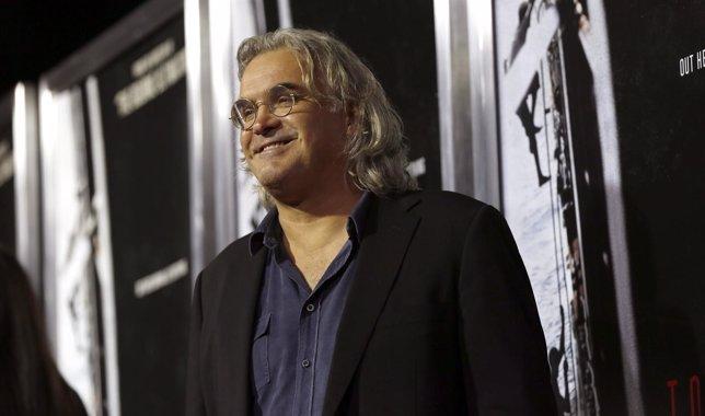 El director Paul Greengrass