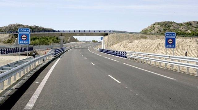 Autopista circunvalación alicante
