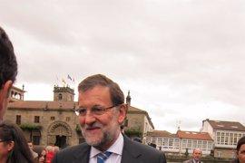 """Rajoy defiende """"el entendimiento y el pacto social"""" en Cataluña"""