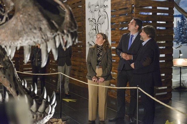 El delegado del Gobierno visita la exposición