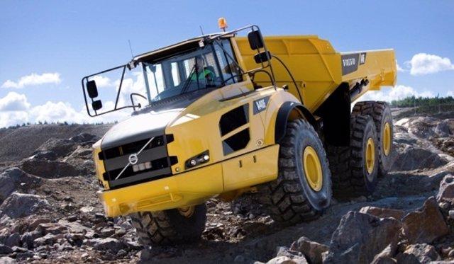 Volvo Equipos de Construcción