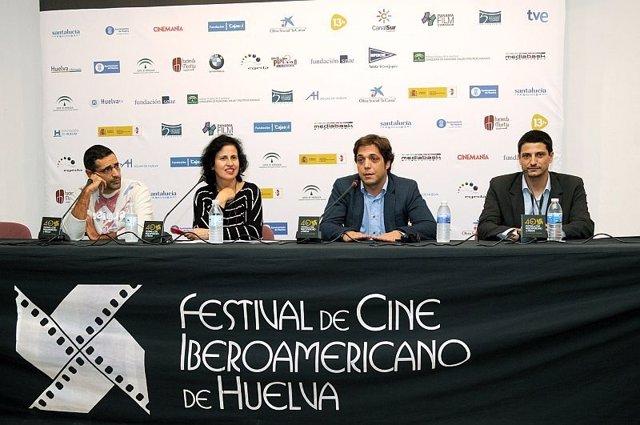 Fundación AVA en el Festival de Cine Iberoamericano de Huelva.