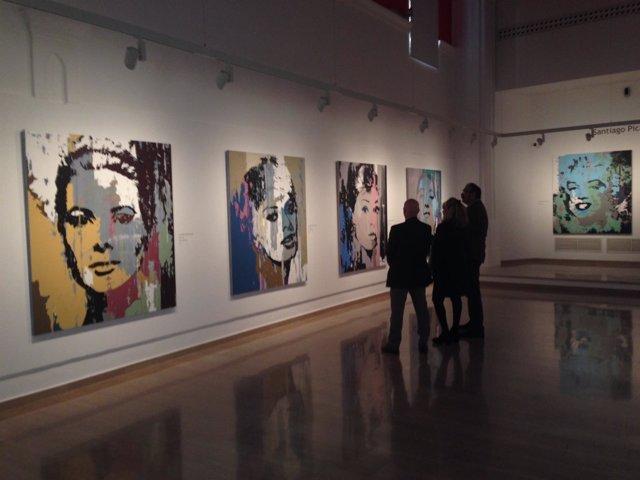 Exposición Picatoste Museo Unicaja Ronda