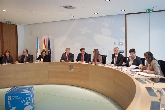 Reunión Del Consello De La Xunta Del 13 De Noviembre