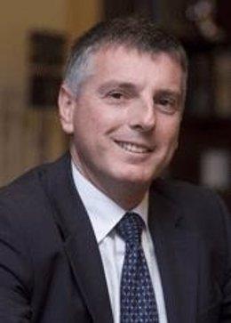 Xabier Iturbe, presidente del Patronato de Fundación Bancaria Kutxa.