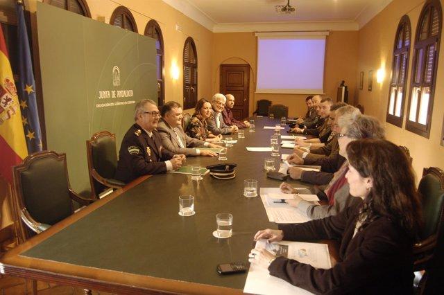 Reunión con el Comité Asesor del Plan de Emergencias por Incendios Forestales