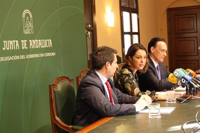 Ambrosio, entre Expósito y Gómez Villamandos
