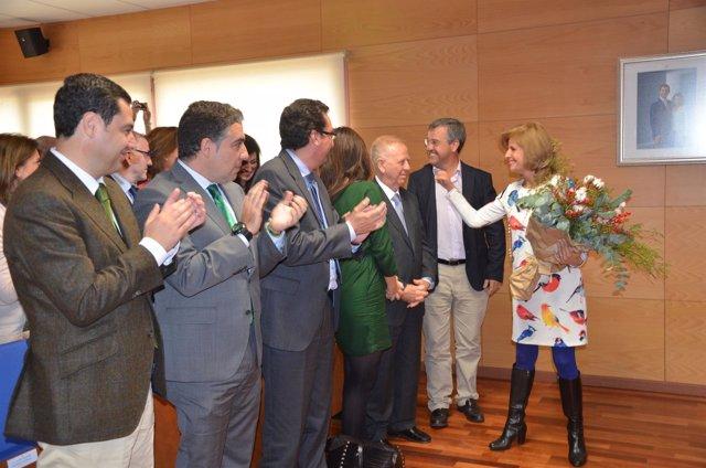 Esperanza Oña deja la Alcaldía Fuengirola