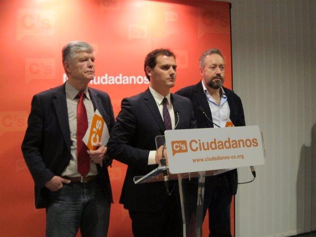 Rivera, Alonso y Girauta