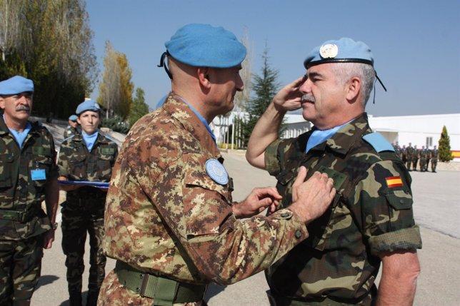 La Brigada de Caballería termina misión en Líbano y releva la BRIMZ X de Córdoba