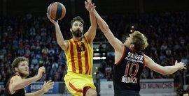 Barcelona, Olympiakos y CSKA alcanzan el 'Top 16'