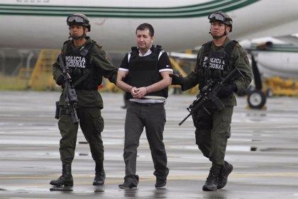 El 'narco' colombiano 'El Loco' Barrera se declara culpable en EEUU