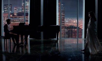 """Nueva promo de 50 sombras de Grey: """"El amor no es blanco o negro"""""""