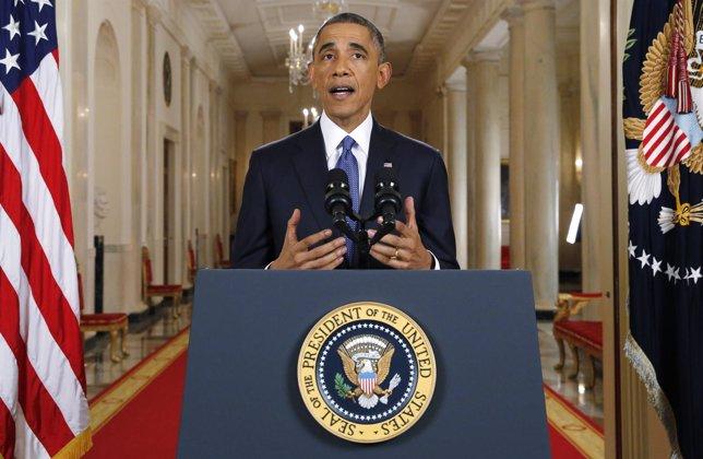El Presidente Barack Obama anuncia la reforma migratoria en Estados Unidos