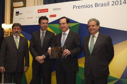 La Cámara de Comercio Brasil-España galardona a empresarios españoles por su labor en Brasil