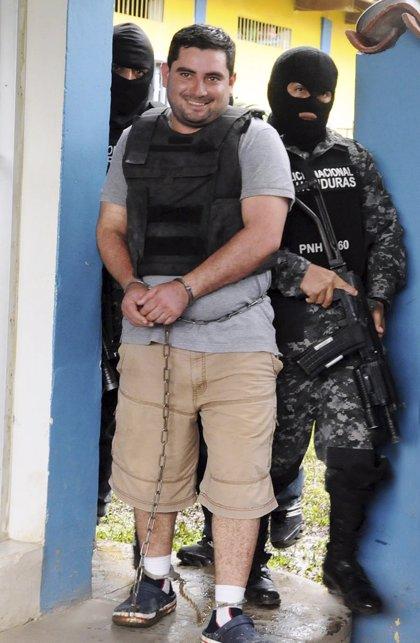 Acusado de muerte de Miss Honduras Mª José Alvarado, frío y temido