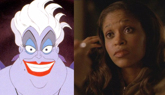 Merrin Dungey es Úrsula en Once Upon A Time