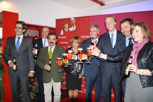 Cruzcampo Navidad En Todos Los Bares De Andalucía