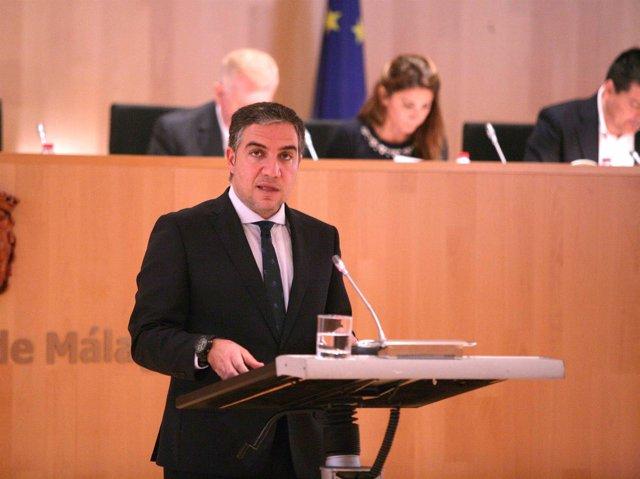 Bendodo en la aproabción de los presupuestos Diputación 2015