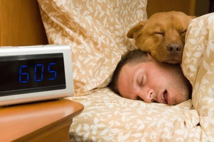 ¿Duermo lo suficiente?