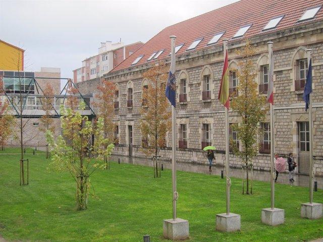 Complejo Judicial De Salesas