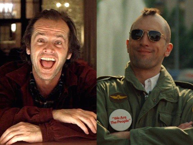 Kubrick y Scorsese
