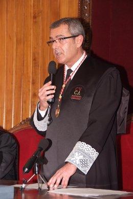 Rafael Bonmatí en una imagen de archivo