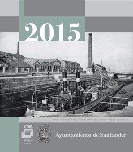 Portada del calendario del CDIS 2015