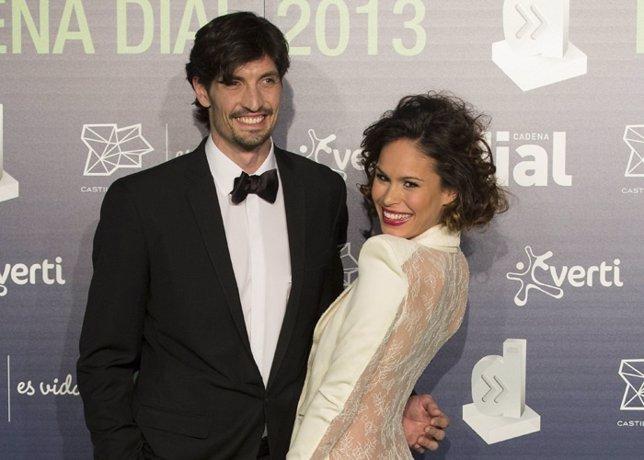 Mireia Canalda y Felipe López esperan su segunda niña